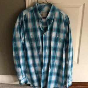Men's Roper Plaid Shirt